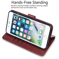leather flip Funda Flip Business Wallet Leather PU Case for Samsung Galaxy A6 A7 A8 A40 J4 J6 J8 J6 Plus 2018 A2 Core Card Luxury Cover case (3)