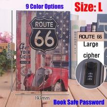 Jewellery Locker Safe-Box Dictionary-Secret-Book Cash Piggy-Bank Storage-L Money-Hidden-Secret