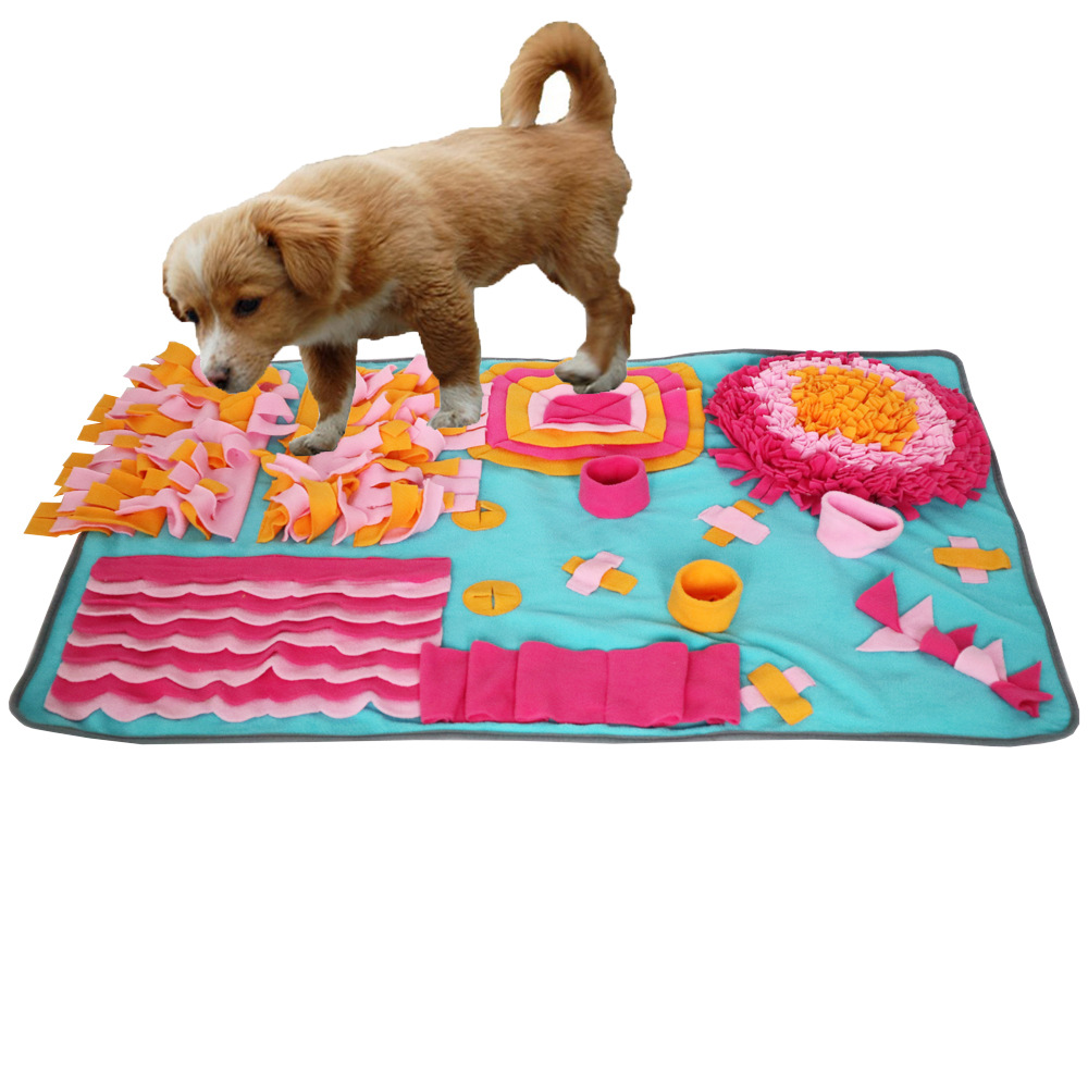 Dogs New Arrivals Toys Training Dog Snuffle Mat  My Pet World Store