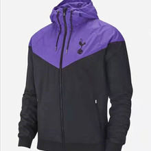 Tottenham Football Uniform Men's Sports Trench Coat 897335