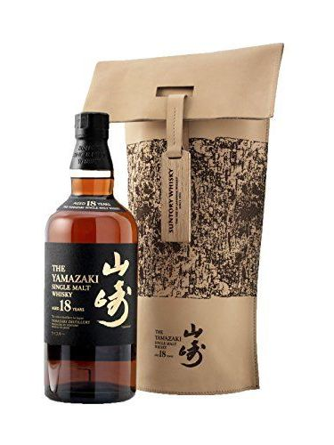 Yamazaki 18 Years Single Malt Whisky Bill Amberg Limited Edition - One From 500 Aus Der Von Jim Murray Preisgekrönten Distillery