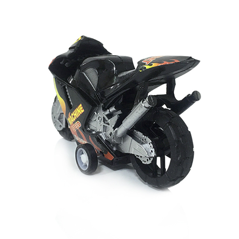 Four-Wheel Motorcycle Model 5
