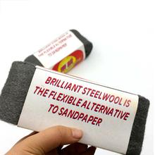 Wipe Steel-Wire 0000-3.3m Portable Polishing-Cleaning-Remover for Microfiber Soft Car-Towel