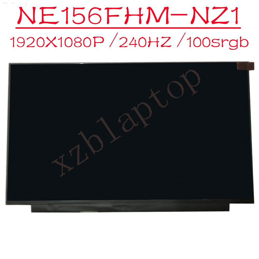 Original <font><b>240hz</b></font> LCD screen 100% SRGB micro edge NE156FHM-NZ1 15.6 inch Ips LCD screen 40pins EDP 1920X1080 resolution image