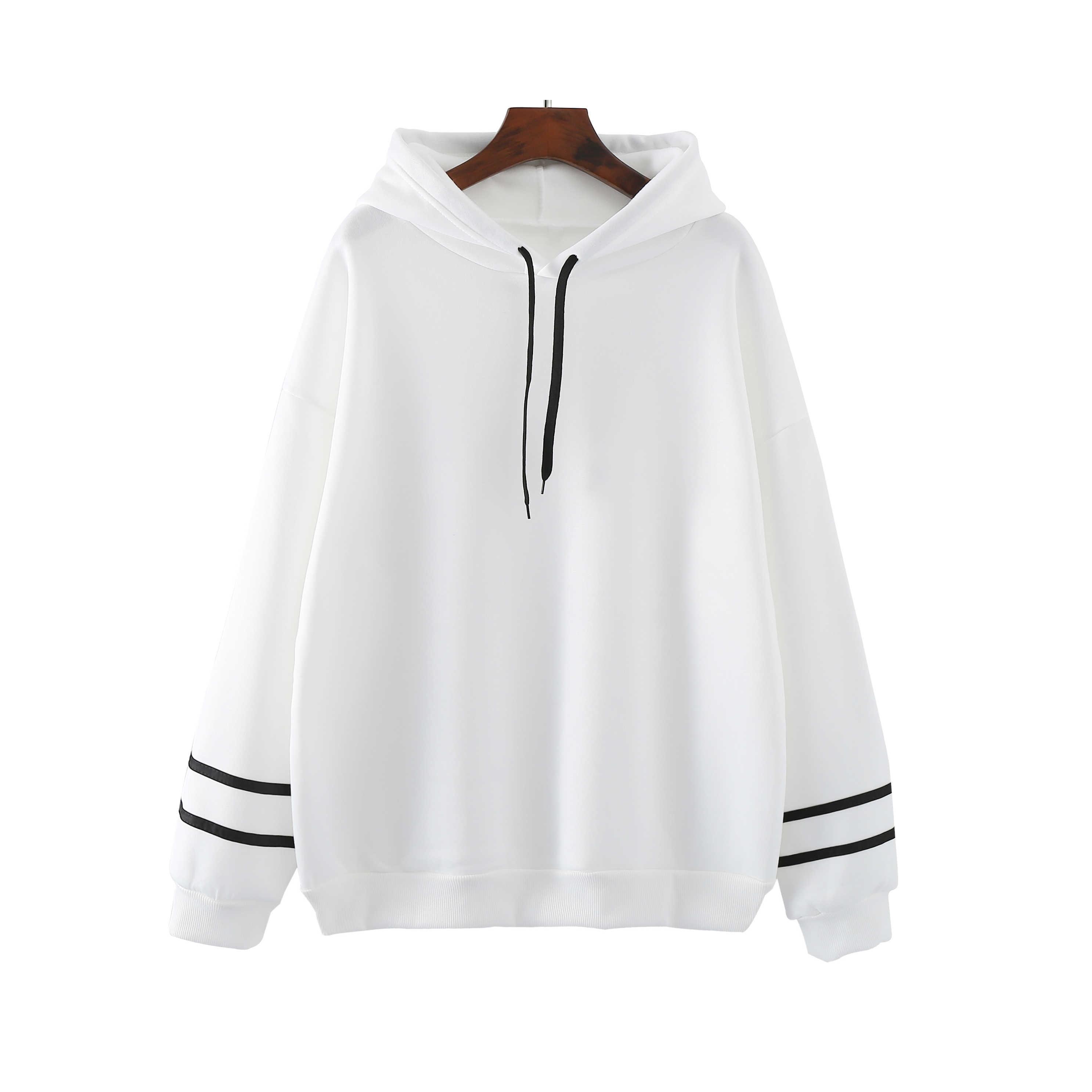 Michelangelo Gedrukt Harajuku Ulzzang Tumblr Vrouwen Sweatshirts Winter Warm Grappig Hip Hop Sweatshirts Streetwear Tops