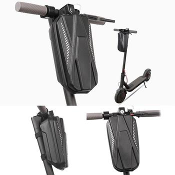 Electric Scooter Front Bag for Xiaomi Mijia M365 ES1 ES2 ES3 ES4 Accessories Head Handle Bag Charger Tool Storage Hanging Bag scooter head handle bag life waterproof for xiaomi mijia m365 electric scooter ninebot es1 es2 tool charger battery bottle bag