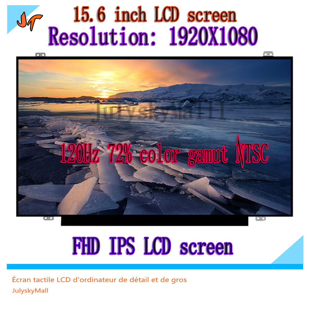 120 Hz LED Screen 94% Color Gamut HD LCD Notebook 15.6