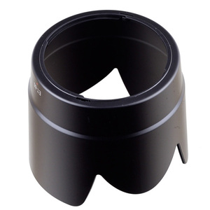 Image 5 - Foleto ET86 Nero/Bianco ET 86 Lens Hood Petalo Ombra 77 Millimetri Filetto per Canon Ef 70 200 Mm f/2.8L È Usm Fiore Paraluce per Obiettivi Fotografici