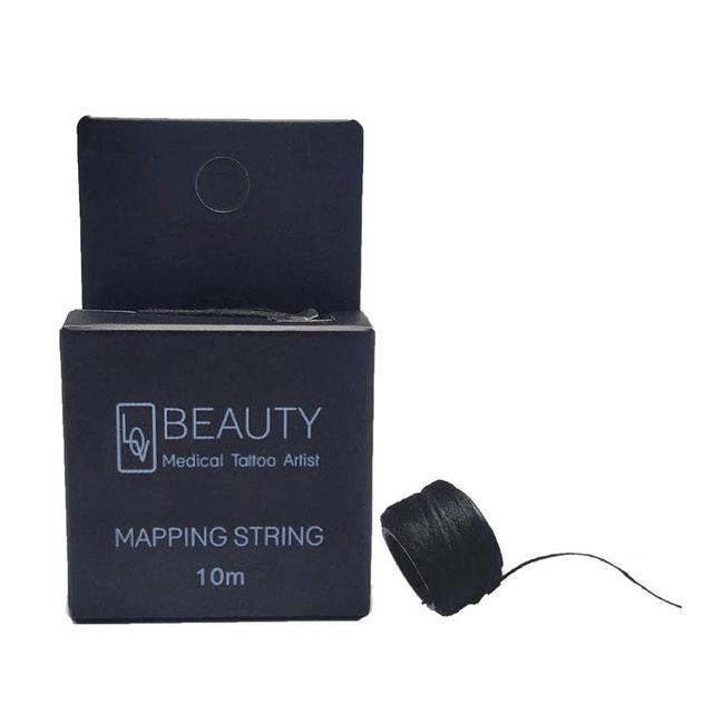 Mapping Pre-ink String For Microblading Eyebow Makeup Dyeing Liners Thread Semi Permanent Positioning Eyebrow Measuring Tool 1