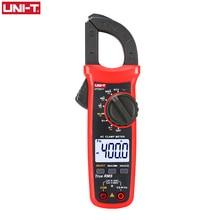 UNI T UNI-T цифровой клещи UT201+ UT202+ UT203+ AC DC ток Amperimetro тестер зажим мультиметр Сопротивление Частота