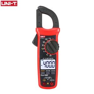 UNI T UNI-T Digital Clamp Meter UT201+ UT202+ UT203+ AC DC Current Amperimetro Tester Clamp Multimeter Resistance Frequency(China)