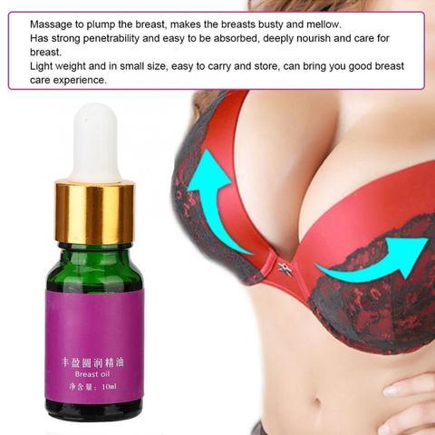 Breast Enhancement Essential Oil Chest Firming Lifting Massage Oil Chest Care Tool 10ml Essential Oil Karachi
