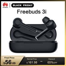 Globale Versione Huawei FreeBuds 3i 3 i Auricolare Senza Fili TWS Auricolare Bluetooth Headset Cancellazione Attiva del Rumore 3 mic Sistema