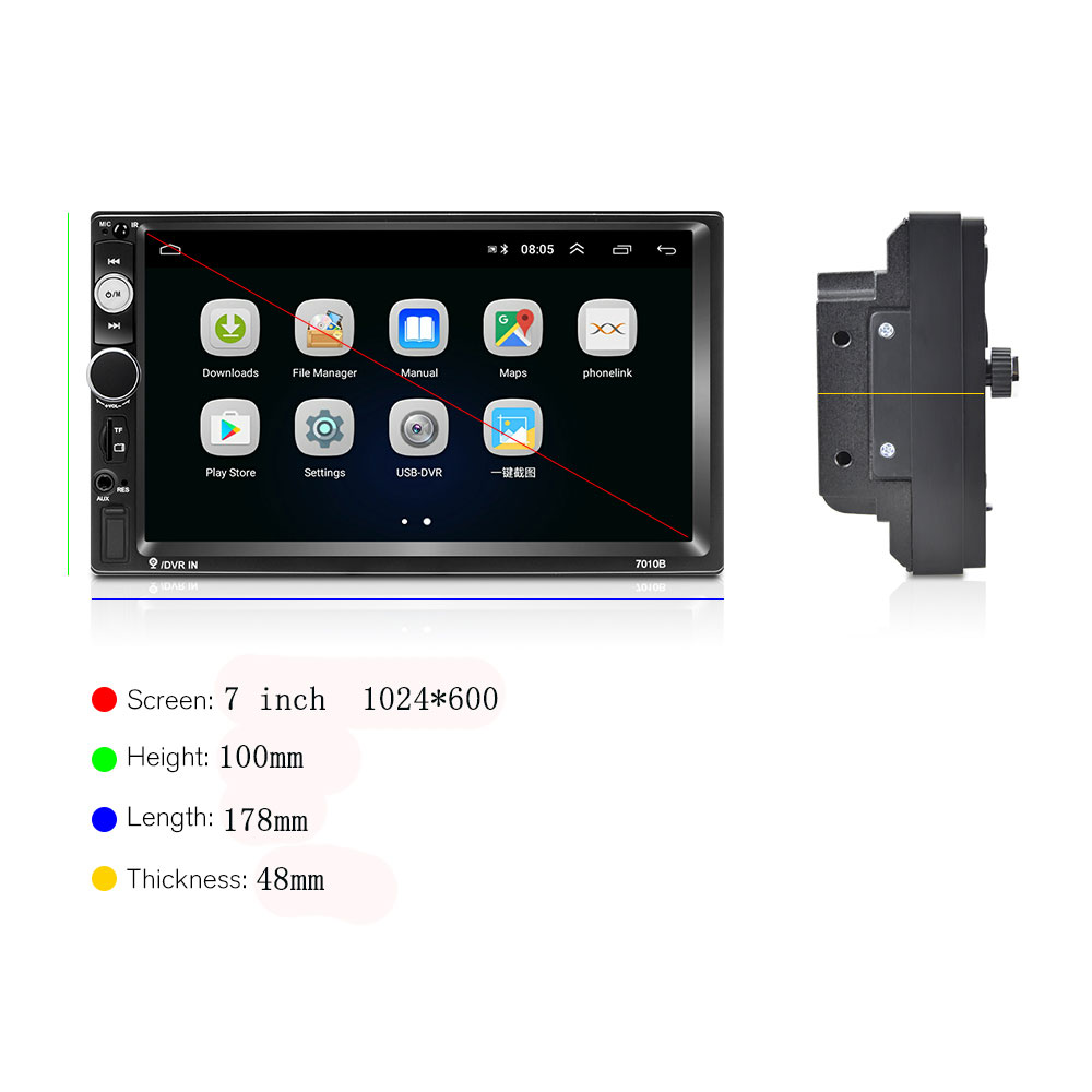 Bluetooth Radio Navigation GPS 14