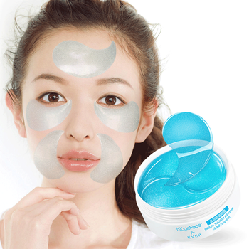 60Pcs Makeup Under Eye Patches Mask Hydrogel Collagen Mask Wrinkles Cosmetics Skin Care Gel Eye Mask Patches Korean Cosmetic Gel жидкость сливки albion gel mask foundation