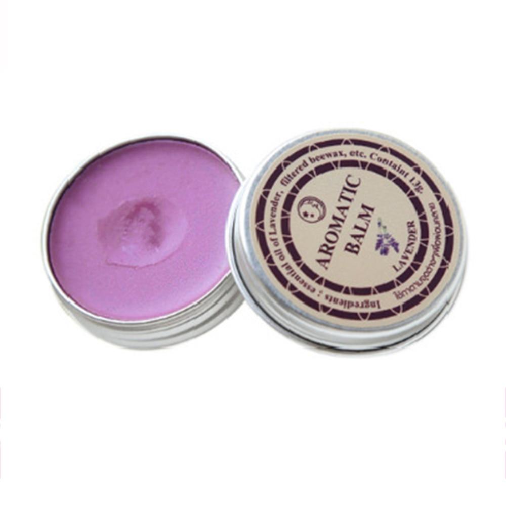 Lavender Sleepless Cream Improve Sleep Soothe Mood Aromatic Balm Insomnia Relax  Parfum Women Perfume TSLM1 2