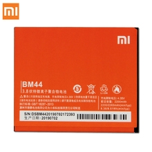 Original XIAOMI BM44 Replacement Battery For Xiaomi Redmi 2 Red rice 1S Mi 2A Authentic Phone Batteries 2200mAh hpx ag01 1s original