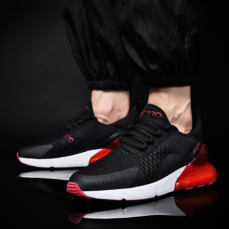 H89cffeec9fdc4075bcb5bef472e10d2eR Fashion Men Casual Shoes 2019 brand sneakers men Lightweight Lace-up Walking Sneakers trainer Male Footwear plus size 39-47