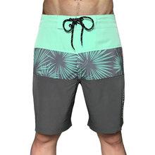 Новые мужские шорты для плавания быстросохнущие пляжные штаны