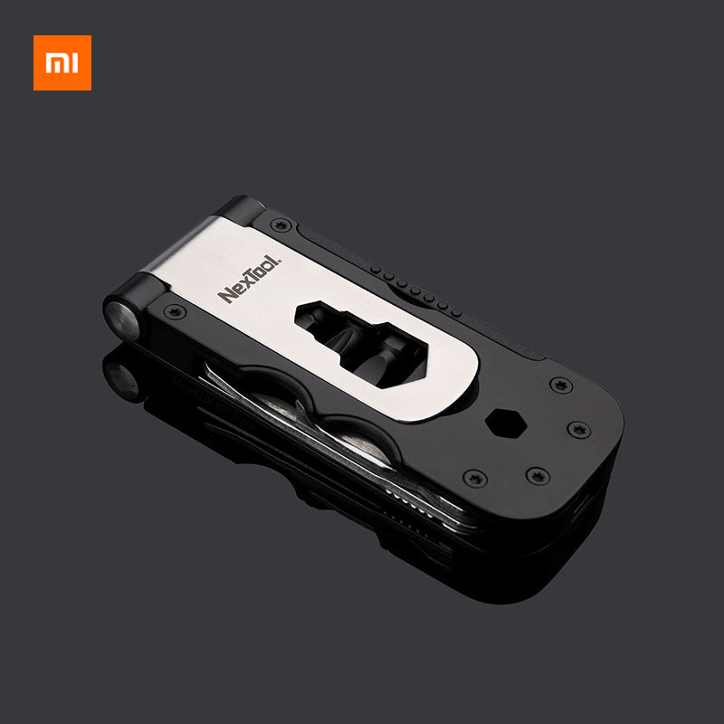 Xiaomi Bicycle-Tool Wrench Magnetic-Sleeve Multi-Functional Outdoor Portable And Exquisite