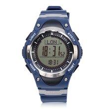 SUNROAD Men Woman Digital Sports Watch-Waterproof Backlit Altimeter Weather Forcast Outdoor Men&Women Relogio Wristwatch