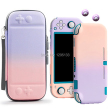 Portable Hard Shell Case for Nintend Switch Lite Carrying Storage Bag for NS Switch Mini Console Game Accessories