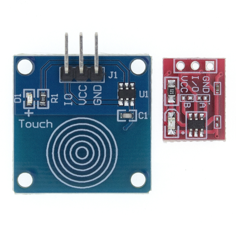 100 шт. TTP223 сенсорный ключ модуль переключателя сенсорная кнопка самоблокирующийся/без блокировки емкостные переключатели одноканальный реконструкция-in Интегральные схемы from Электронные компоненты и принадлежности on AliExpress