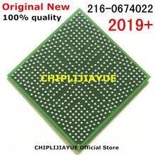 Чипсет BGA, 1-10 шт., DC2019 + 100%, новый 216-0674022, 216, 0674022, чипы IC, чипсет