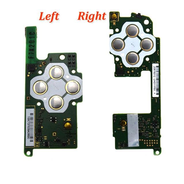 מקורי בשימוש ג ויסטיק מתג בקר שמאל ימין בקר לוח האם עיקרי לוח החלפה עבור Nintend מתג NS Joycon