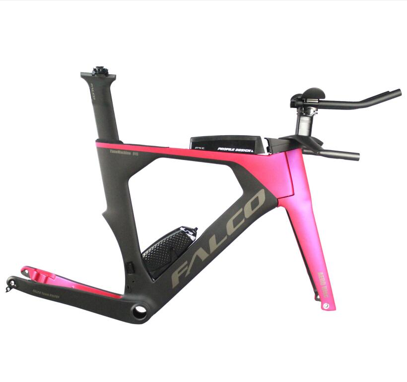 2020 Hot Carbon Disc Bicycle Frame,High Quality T700 Full Carbon Fiber Time Trial Bike Frame