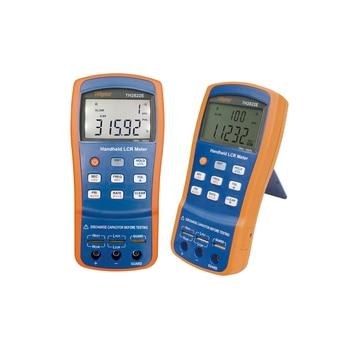 Tonghui TH2822E Handhel LCR Meter Digital Bridge Measurement Of Resistance Capacitance Inductance Tester 2018 new auto lcr digital bridge resistance capacitance inductance esr meter
