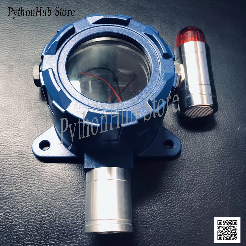 Explosion-proof Gas Detector Aluminum Shell Transmitter Flameproof Shell Pressure Instrument Shell A