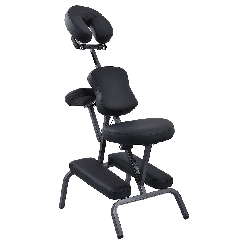 New KY-BJ001 Portable Multiple Colors Massage Chair High-quality Scraping Chair Beauty Bed Adjustable Folding Chair 46*56*120cm