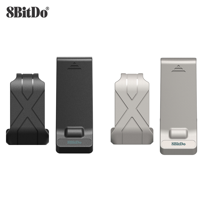 8BitDo Smartphone Clip for SN30 Pro+ Bluetooth Gamepad Mobile Gaming Stands Smartphone Clip Extender Stand Holder
