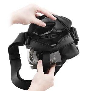 Image 3 - Para DJI Mavic Mini Mavic Air 2 bolsa de almacenamiento de drones bolso de hombro Estuche de transporte para DJI OSMO bolsillo Osmo accesorios de acción