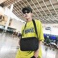 حقيبة رجالية الأزياء حقيبة كتف اليابانية صغيرة الرجال حقيبة صغيرة الترفيه حقيبة تسوق