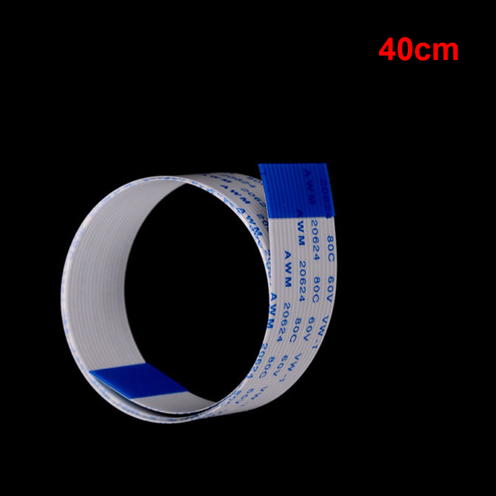 Ribbon FPC 15pin 0.5mm Pitch 30cm flat Cable Parts for Raspberry Pi Camera /_H