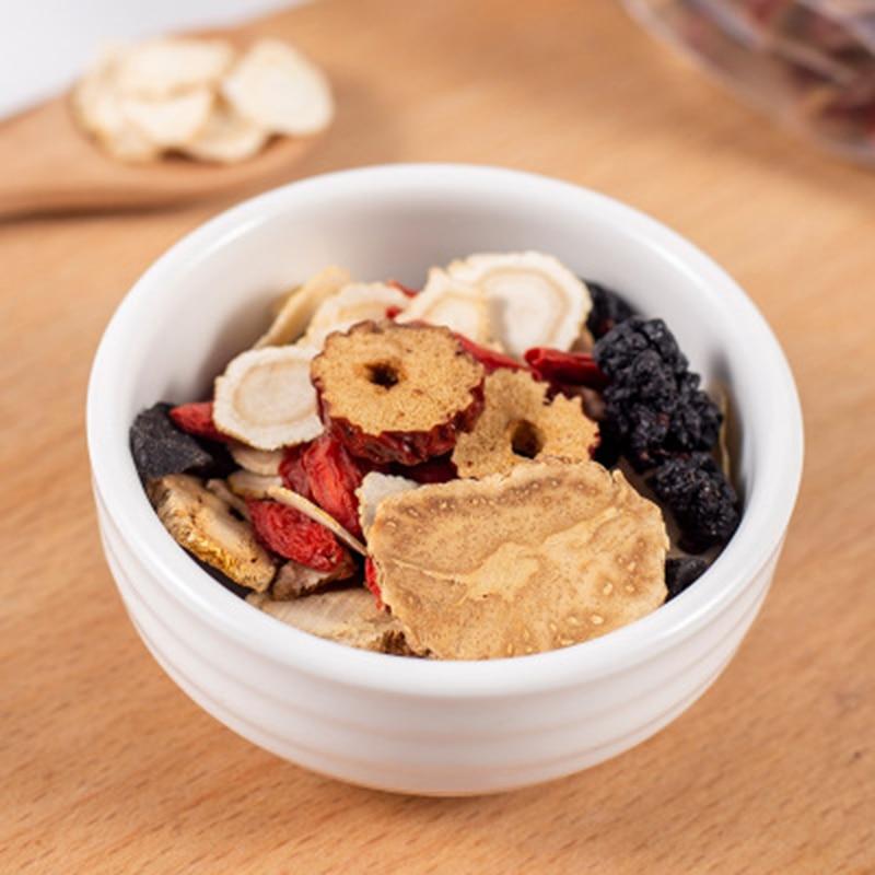 Ginseng Wubao Tea  Ginseng Maca Wolfberry Man Health Tea Men's Tea Nourishes Kidney Herbal Teas Men's Health  Relieve Fatigue 3