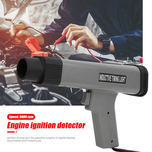 Image 4 - 12V Practical Professional Inductive Timing Light Multi functional Durable Car Motor Engine Ignition Timing Strobe