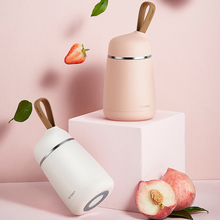 Travel Thermos for Food 300ml Water Bottle 304 Stainless Steel Tumbler Big Insulated Coffee Mug Portable Vacuum Flask Thermal joudoo 550 750ml stainless steel thermos for water bottle insulated tumbler cups coffee travel vacuum flasks thermal kettle 35