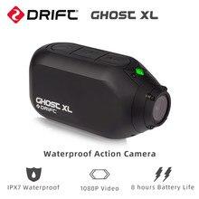 Drift ghost xl câmera de ação à prova d' água, com ipx7, à prova d' água, 1080p, vídeo, 8 horas de duração da bateria