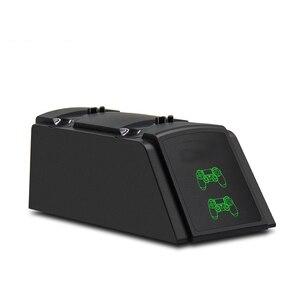 Image 2 - Stacja ładująca kontrolera SeenDa do konsoli PS4 podstawka ładująca stacja dokująca do kontrolera Sony Playstation 4 PS4 / PS4 Pro /PS4 Slim