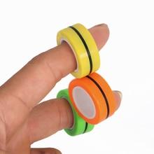 3 pçs anti-stress alívio anéis magnéticos fidget unzip brinquedo magia ringtools crianças dedo spinner anel adulto brinquedos de descompressão