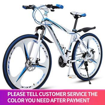 21/24/27 speed mountain bike shock absorber bike 26 inch disc brake 21 speed student car adult bicycle