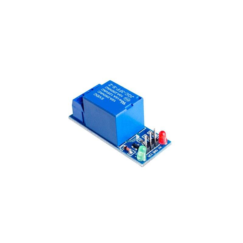 Одноканальный релейный модуль 5 В, низкий уровень управления SCM бытовой техникой для arduino, Комплект «сделай сам»