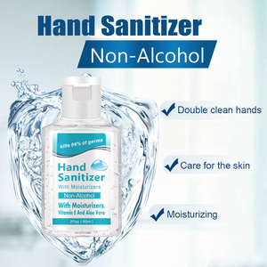 Image 2 - أداة قياس مستوى الكحول أحادية الاستعمال خالية من معقم اليدين مع 75% محتوى الكحول 60 مللي يقتل 99% من الجراثيم