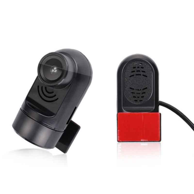 Новая Автомобильная камера Wi-Fi HD Starlight ночного автомобиля видеорегистратор видения скрытый привод рекордер