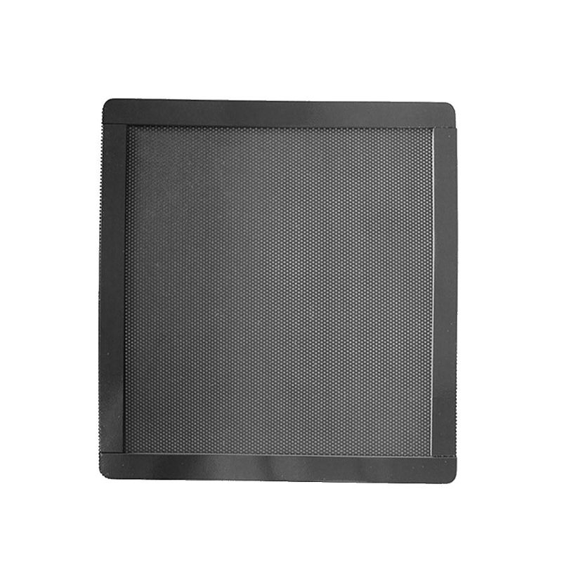PVC Mesh Magnetic Frame Dust Filter Dustproof Net Cover Guard For Home Chassis PC Computer Case Cooling Fan Accessories