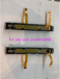 Image 5 - Rail de curseur gauche droite dorigine LR pour Console de commutateur Nintend pour NS Joycon contrôleur chemin de fer réparation doccasion
