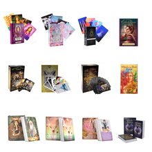 AliExpress.com Product - Tarot Cards Oracle Guidance Divination Fate Tarot Deck Board Games English For Family Gift Party Playing Card Game Entertainment